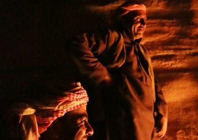 reizen bedoeienen retraite Jordanie