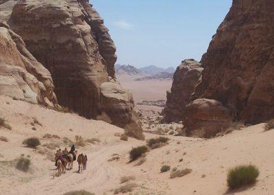 10 bezinning retraite wadi rum jordanie