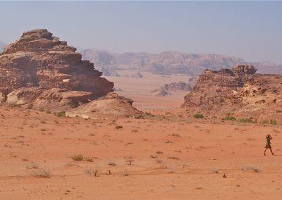 12 bezinningstocht woestijn jordanie