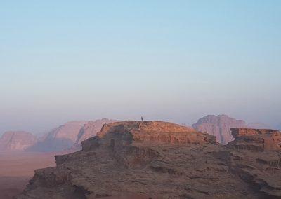 15 ochtend wadi rum woestijn jordanie stiltereis