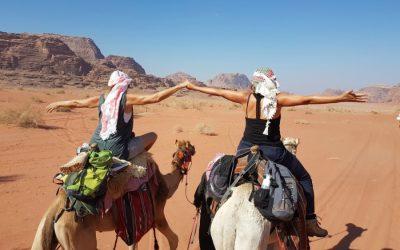 Ervaringen over de vrouwenreis door Jordanië