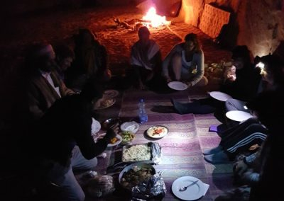17 wadi rum woestijn jordanie bezinningsreis