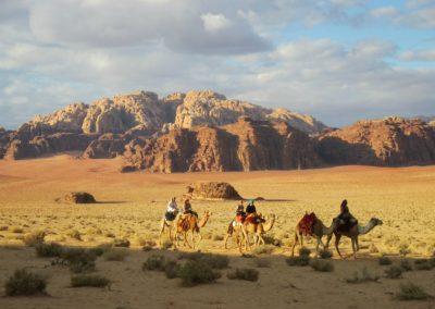 2 stiltereis retraite jordanie woestijn transformatie