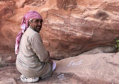 27 bezinningsreis jordanie