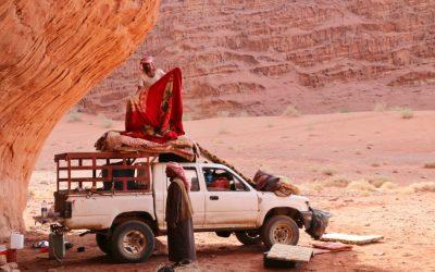 Ervaringen van de bezinningsreis door de woestijn in Jordanie