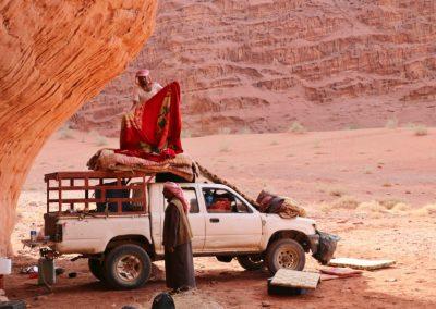 bezinningsreis Jordanië woestijnreis