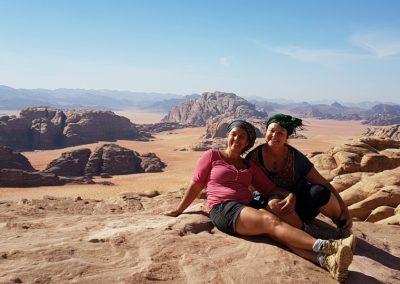 31 bezinningsreis Wadi Rum woestijn Jordanie