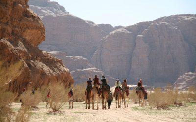 Woestijnreis van Mieke: loslaten van mijn verhaal