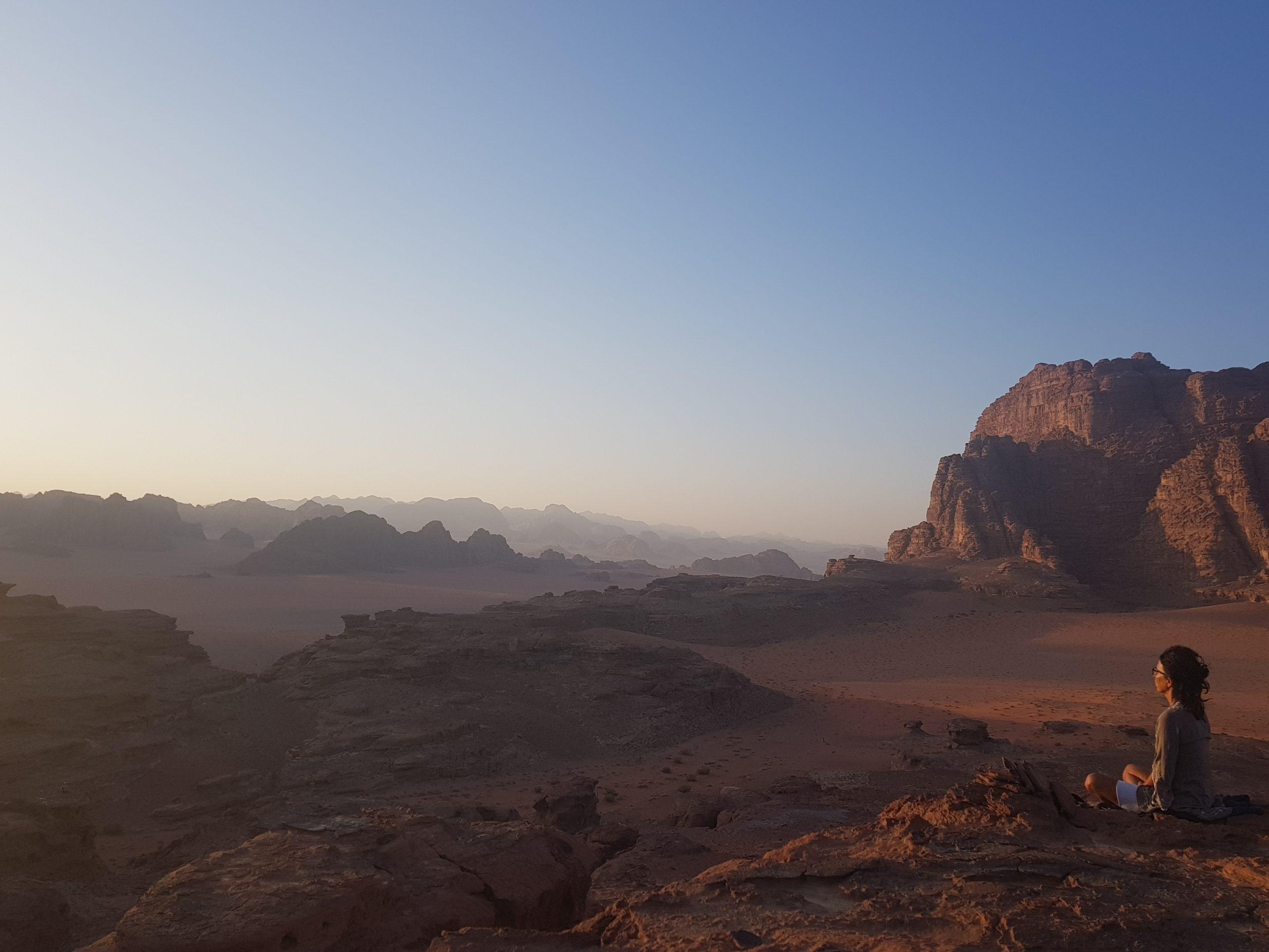 vrouwenreis sisterhood retraite jordanie woestijnreis